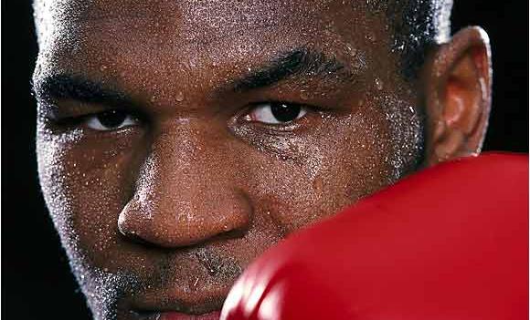Hypnosis - the secret of Tyson's fierceness